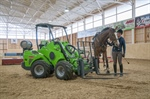 Avant Machines proving popular in the Equestrian Industry
