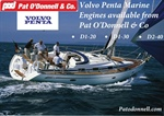 Volvo Penta Marine Engines Now Available From Pat O'Donnell & Co