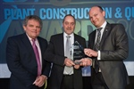 Pat O'Donnell & Co. Present Northstone NI with Health & Safety Award