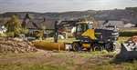 New Volvo E-Series Wheeled Excavator Reaches New Heights