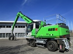New Sennebogen 825 E Series Material Handler Arrives into Irish Market
