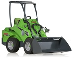 Avant Launch Exciting New Range of Loaders