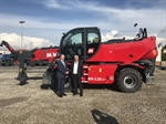 Pat O'Donnell & Co. are Ireland's first dealer for MAGNI TELESCOPIC HANDLERS SRL