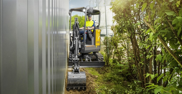 Volvo CE Launches New Generation Of Compact Excavators