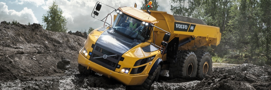 Volvo Construction Equipment & Parts | Pat O Donnell & Co